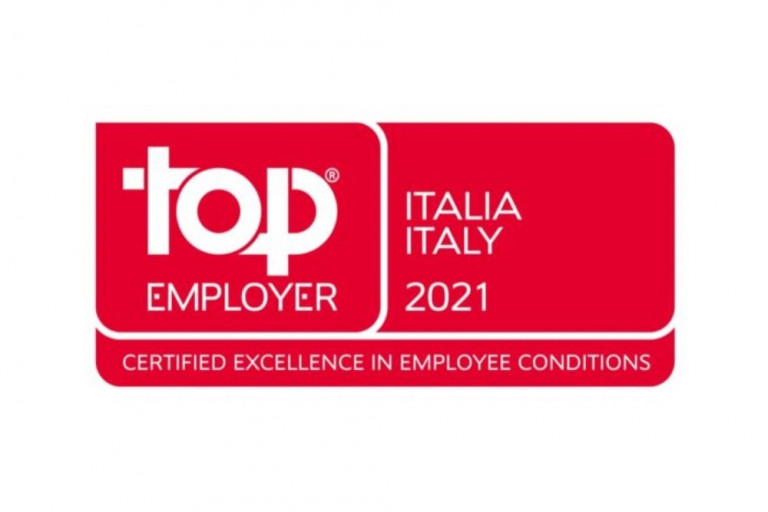 Top Employers Italia 2021